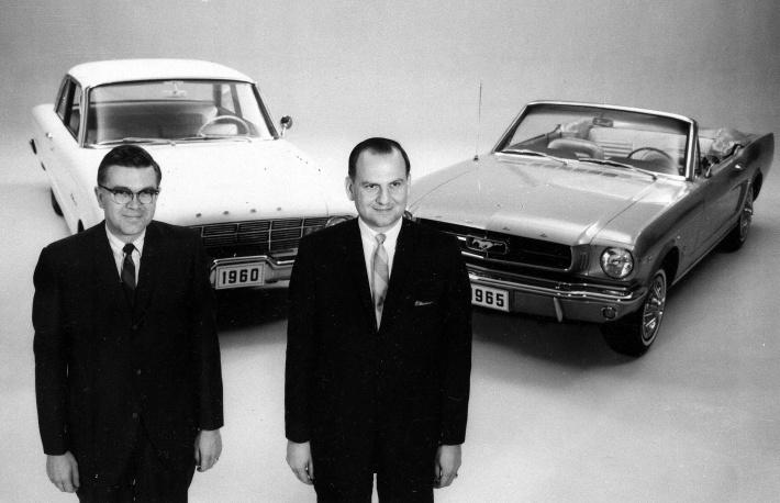 Ford Mustang - Часть 1