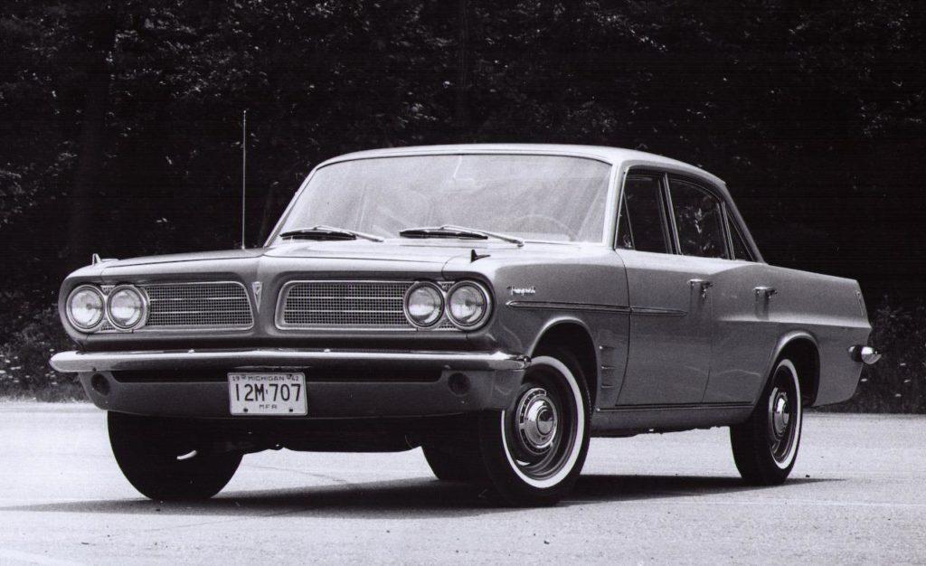 Pontiac Tempest, 1961-1963