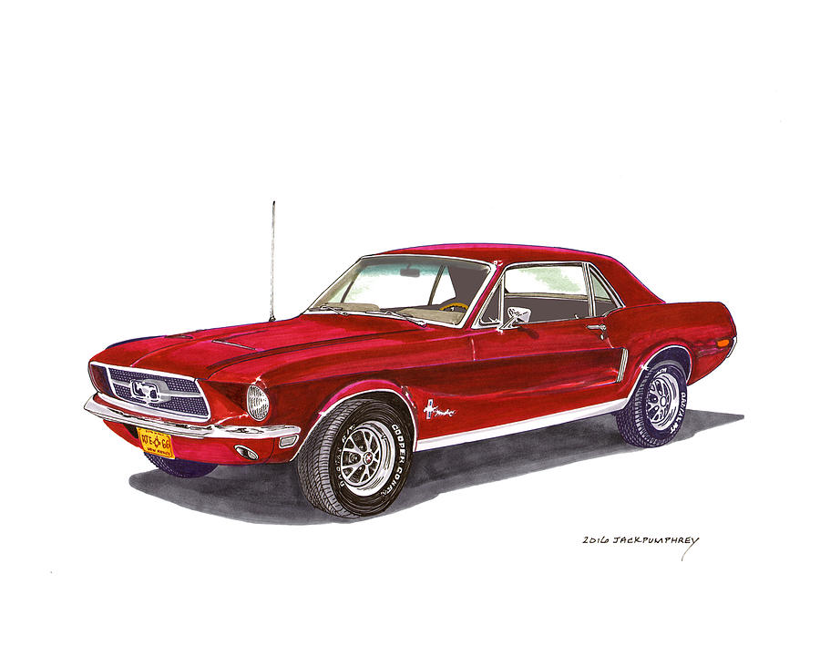 mustang-coupe