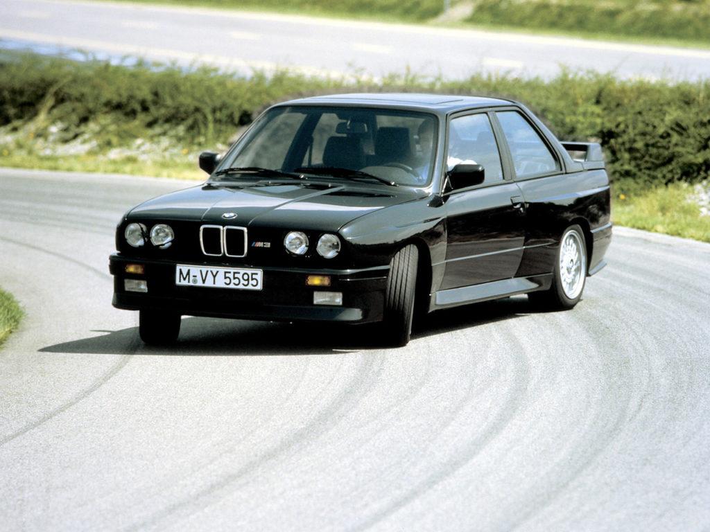 История BMW М
