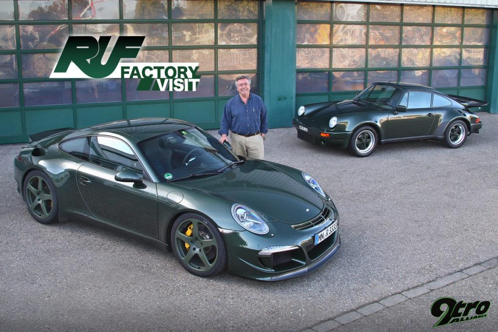 фирма RUF Automobile GmbH - история
