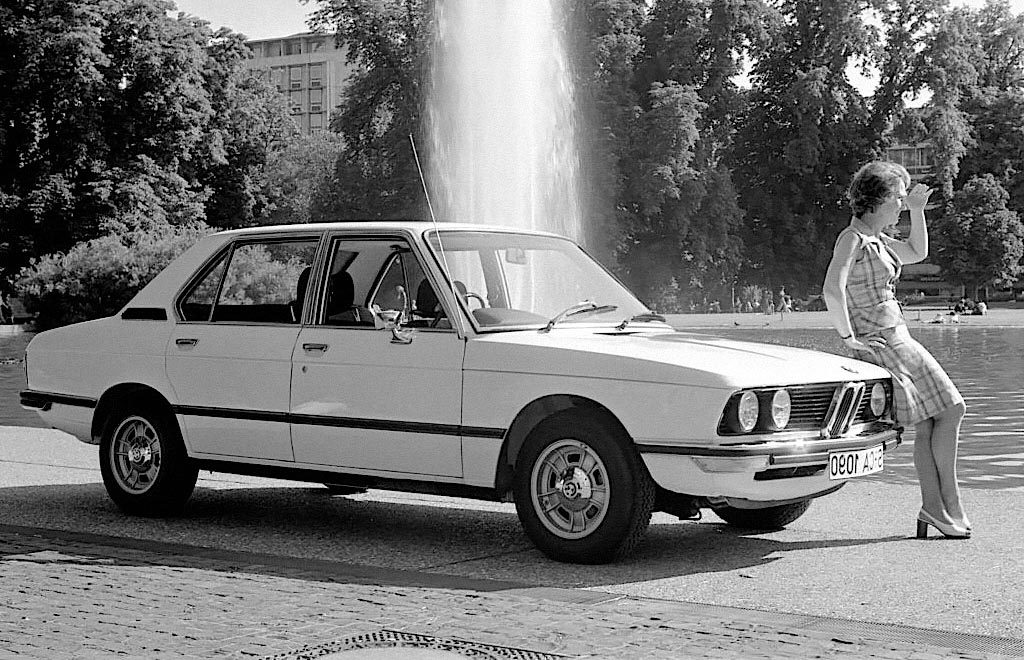 BMW e12 - Эволюция по Фрейду - история
