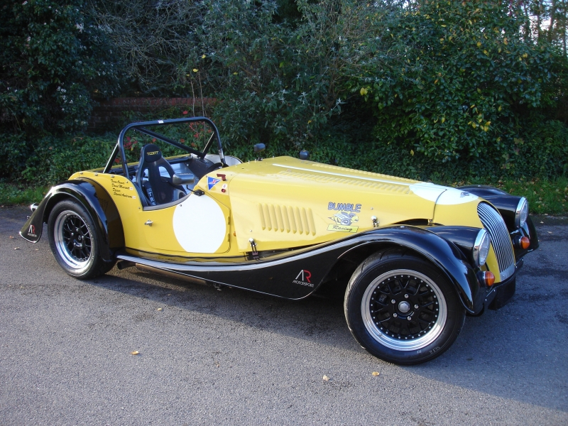 Morgan Plus 8 Racer 1968 г