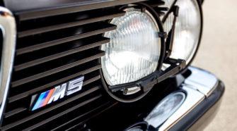 BMW Motorsport GmbH - история серии M5