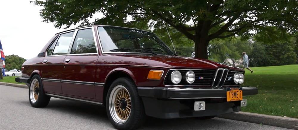 BMW - Переход на версию 530 - история