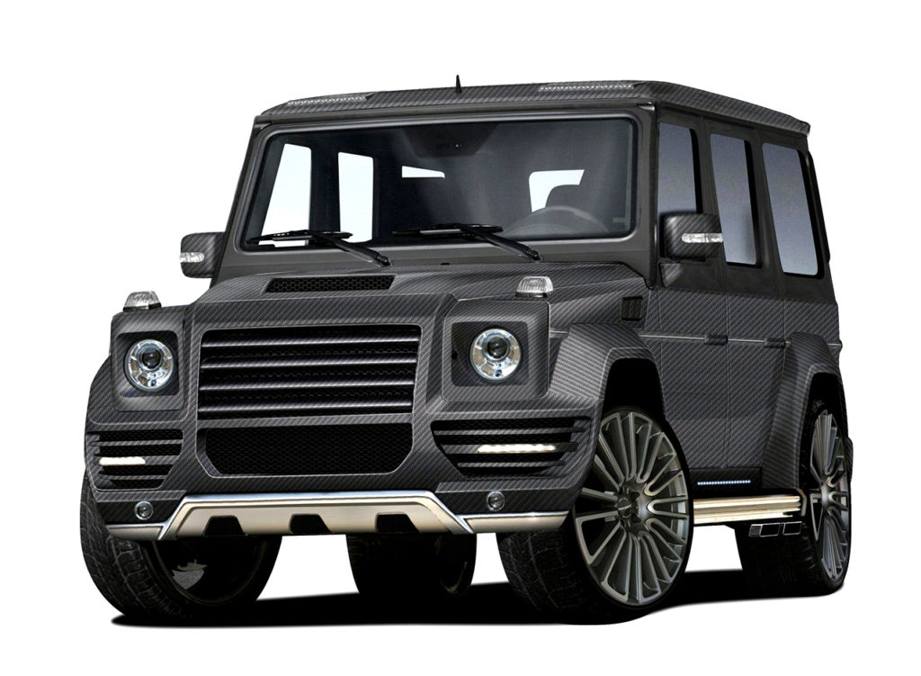 Mercedes G55 AMG - G-Couture