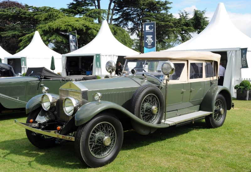 Rolls-Royce Phantom I Open Tourer 1927