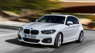 Обзор автомобиля BMW 1-Series