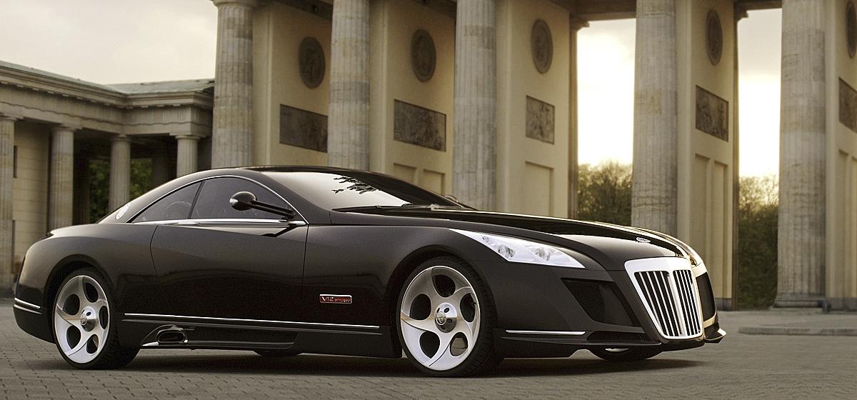 Эксклюзивные автомобили - топ 5 дорогих машин