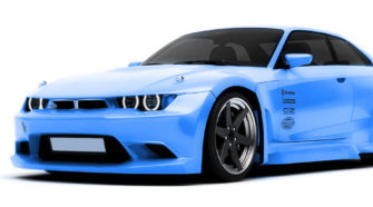 Тюнинг BMW E36 2017 года