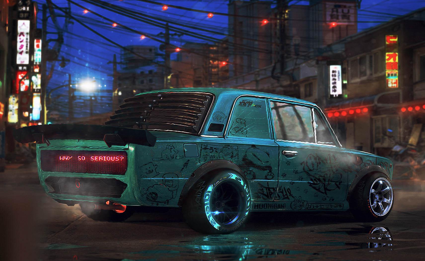 Тюнинг отечественных машин