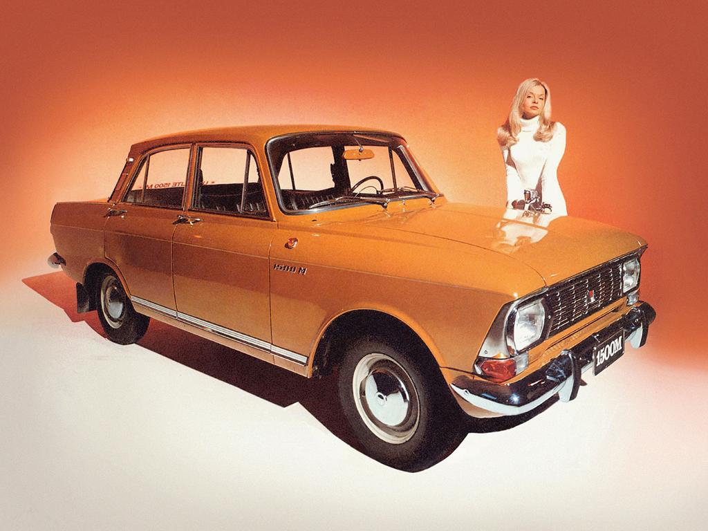 Раллийные автомобили СССР: история легенды «Москвич»