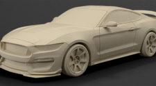 Детали для машин на 3D-принтере