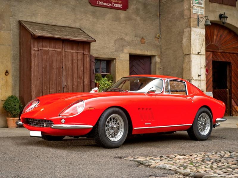 Рейтинг самых красивых ретро автомобилей в истории