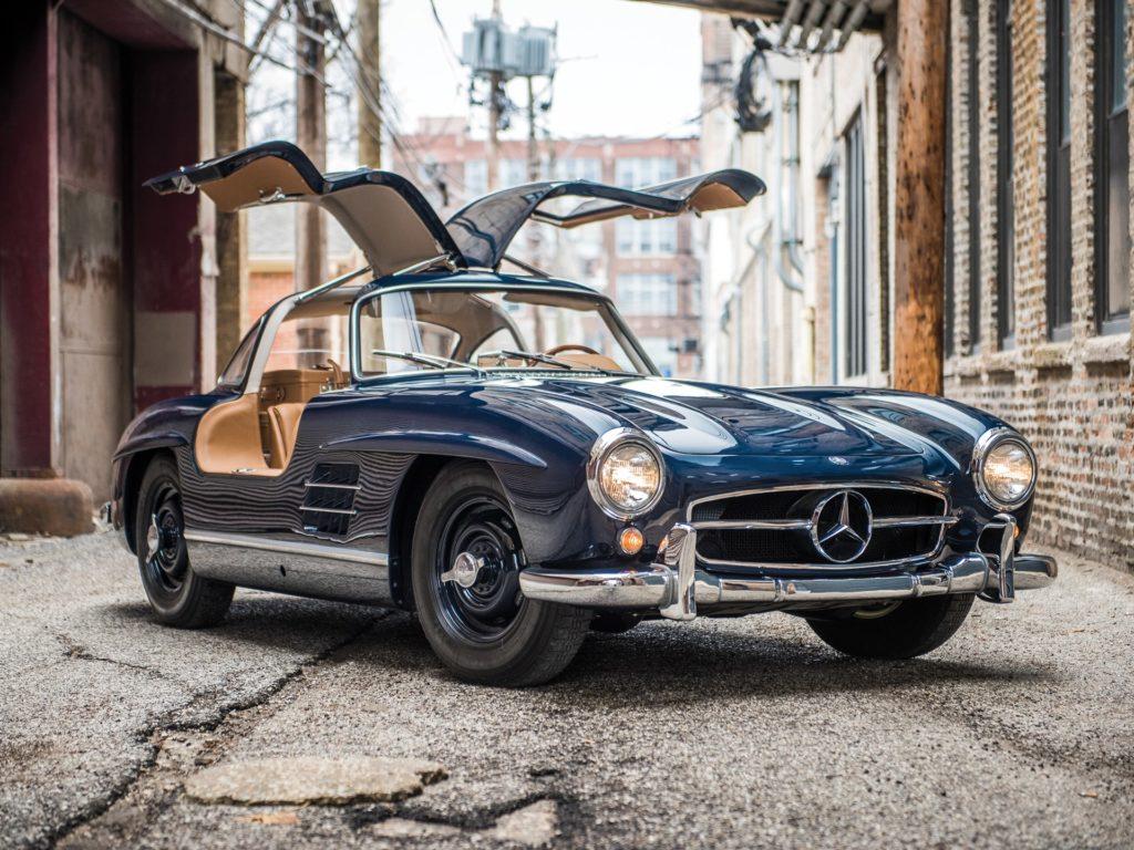 Самые редкие и дорогие ретро автомобили