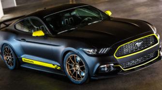 Ford Mustang является самым успешным спортивным автомобилем 2016 года