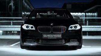 BMW представила 400-сильную дизельную «пятерку»