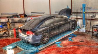 По новому Осаго ремонтировать машины смогут не все автосервисы