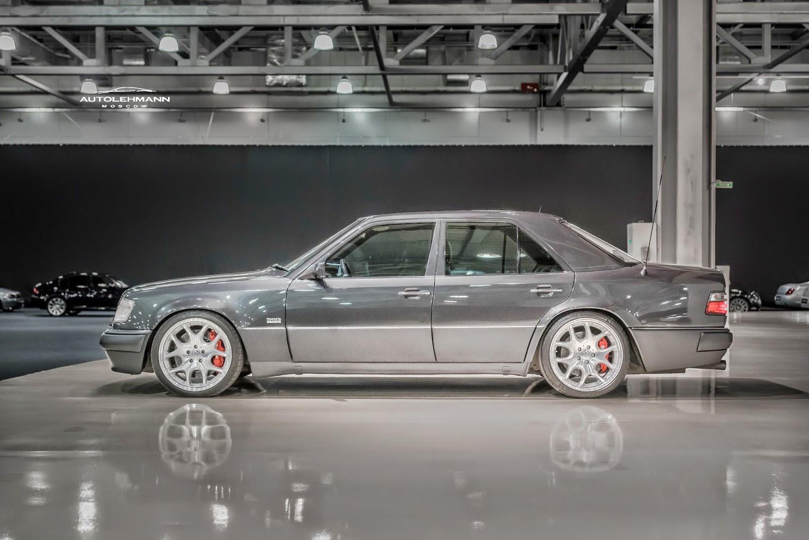 Тюнинг Mercedes-Benz W124
