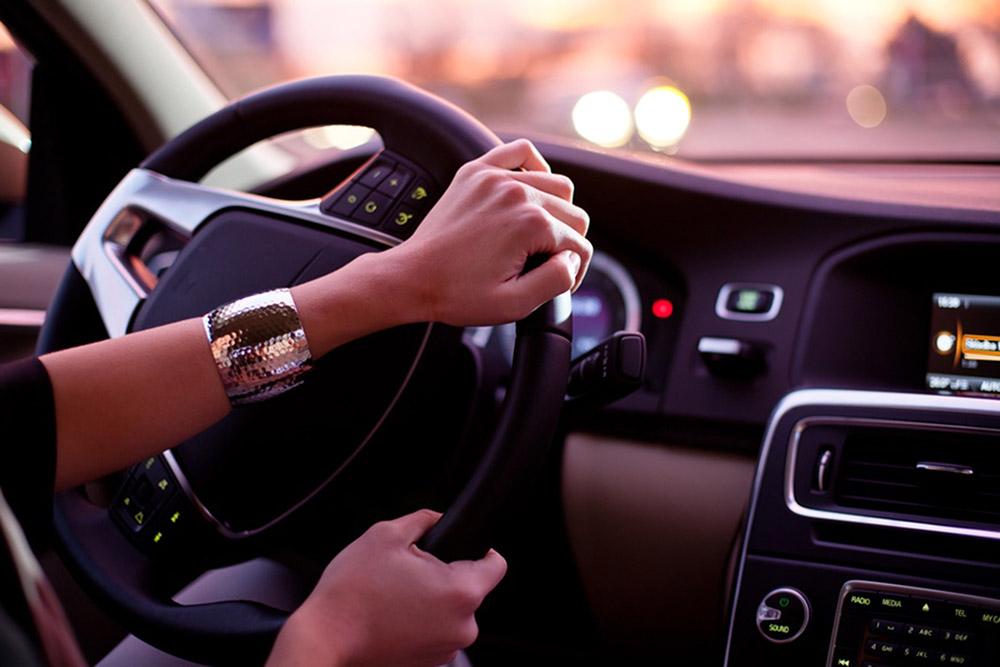 Женщина за рулем - cекреты поведения женщин при вождении