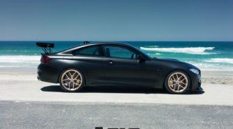 матовая BMW