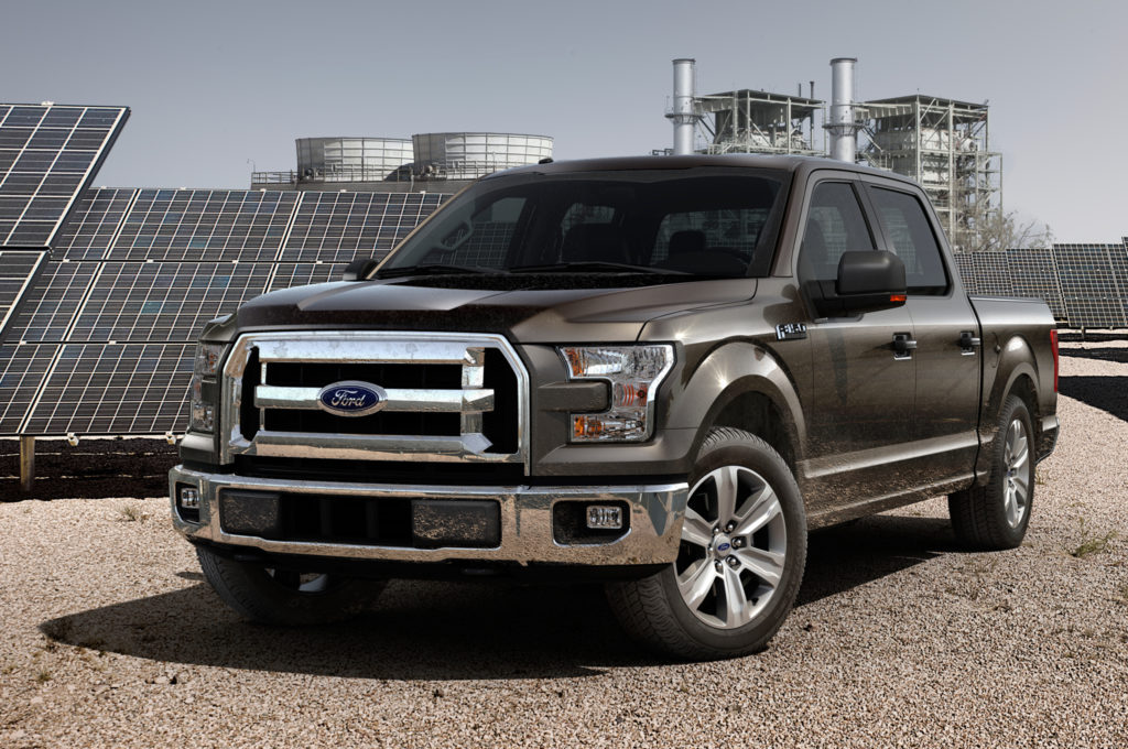 Ford F-150 3.5 EcoBoost