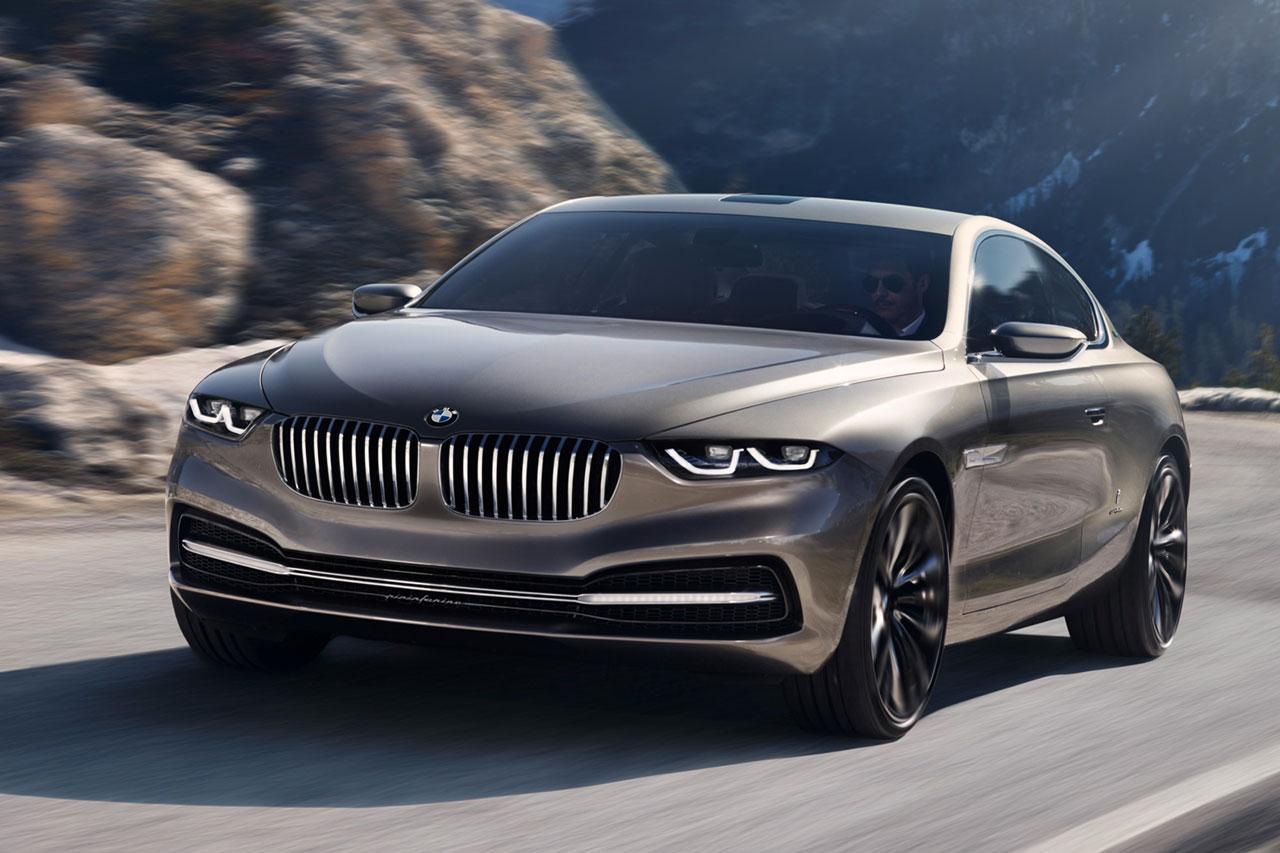 БМВ собирается вернуть купе восьмой серии в свою модельную гамму