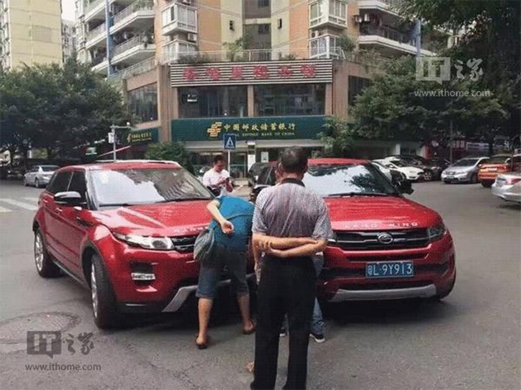 китайский рендж ровер
