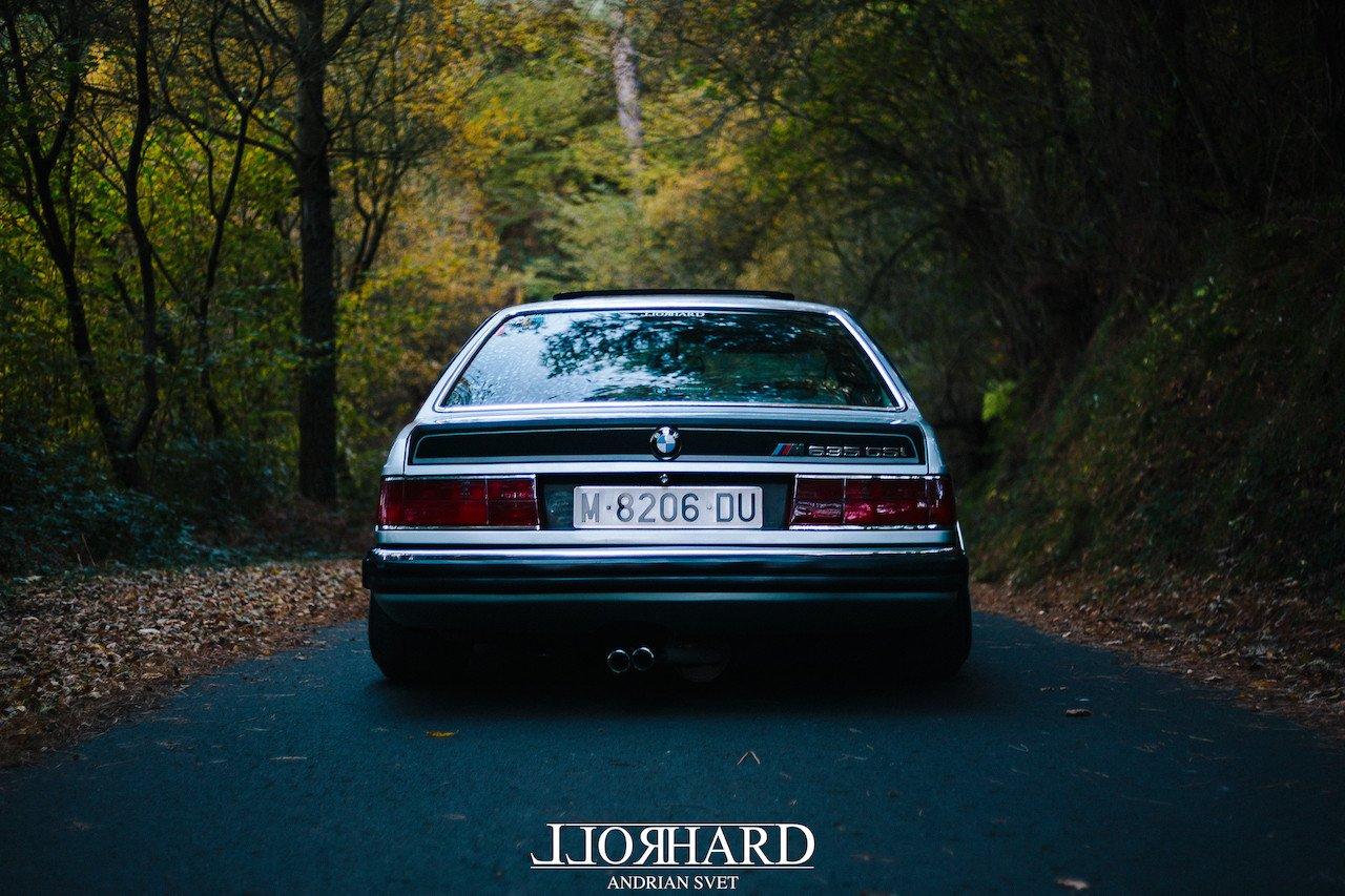 BMW E24 635CSI