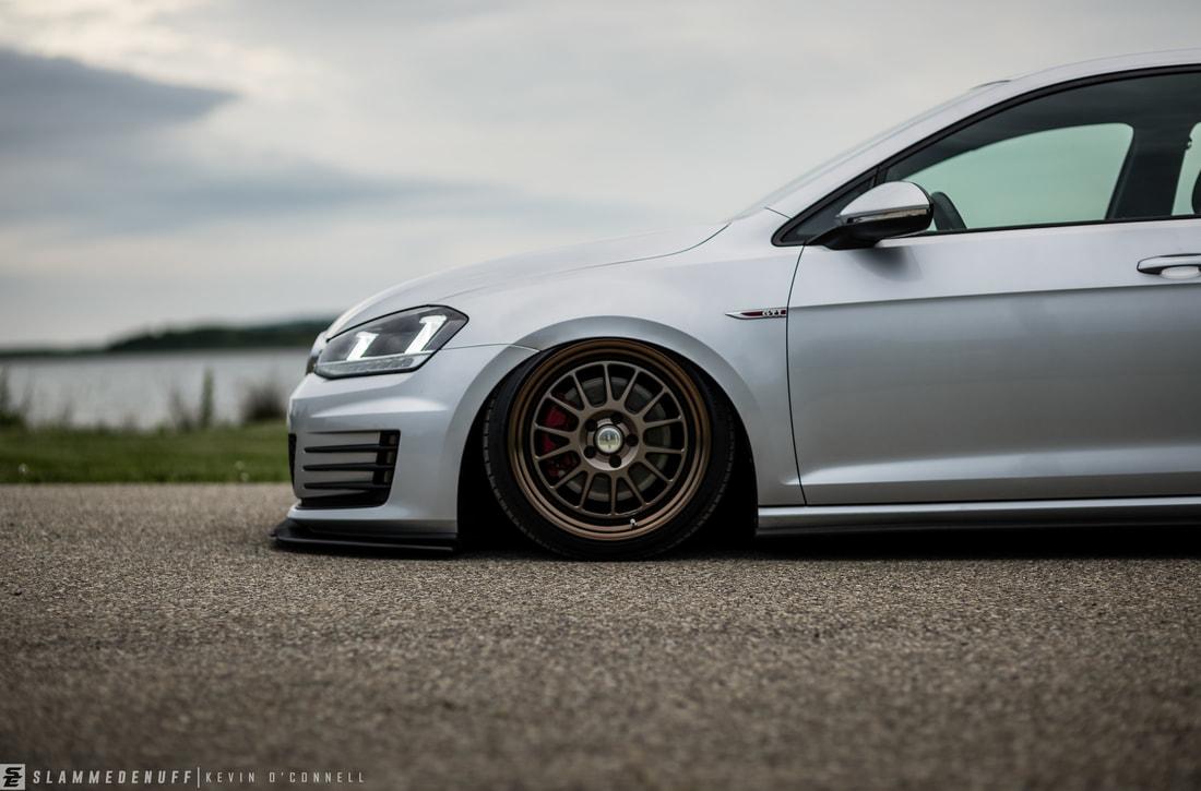 Стенс проект Volkswagen GTI 2016