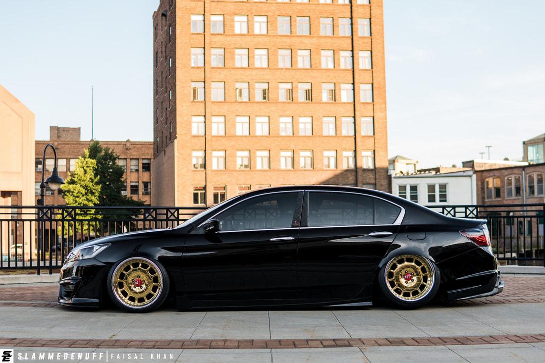 стенс проект Хонда Аккорд 2014