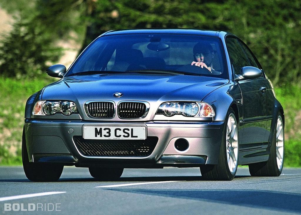 BMW E46 M3 - CSL