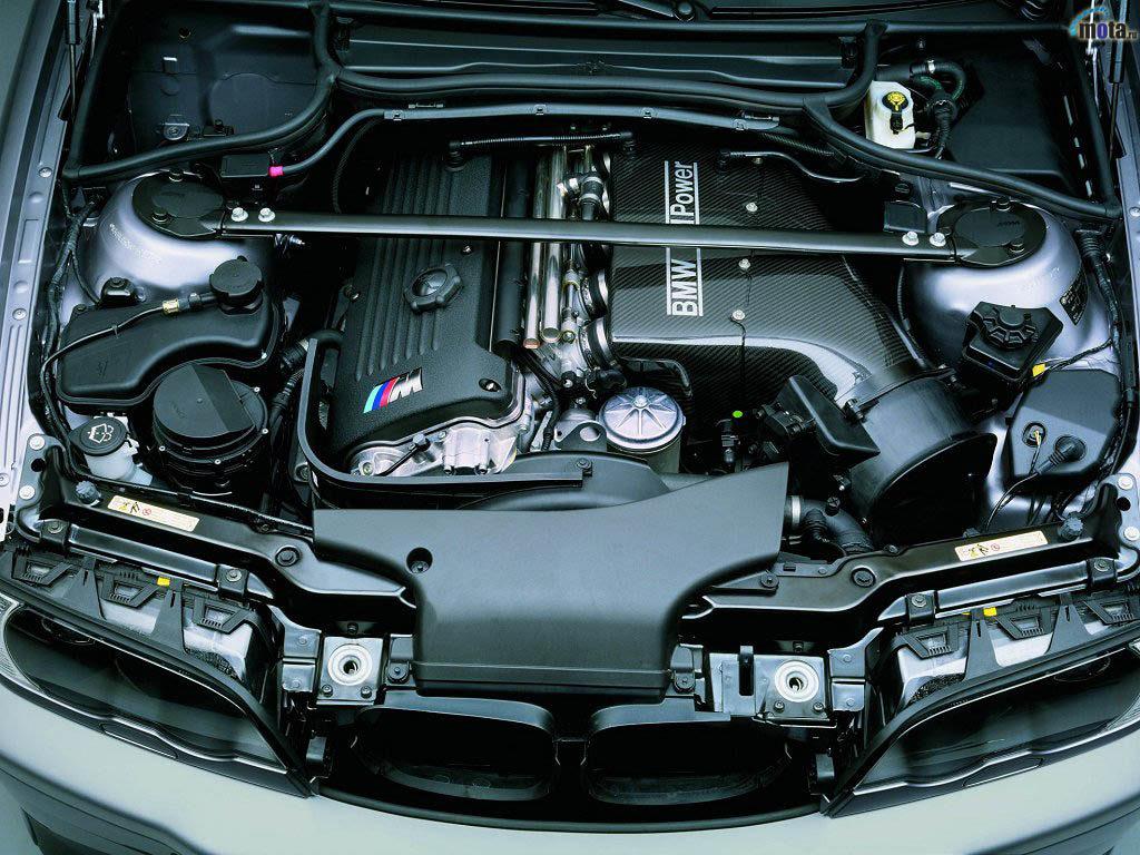 мотор bmw e46