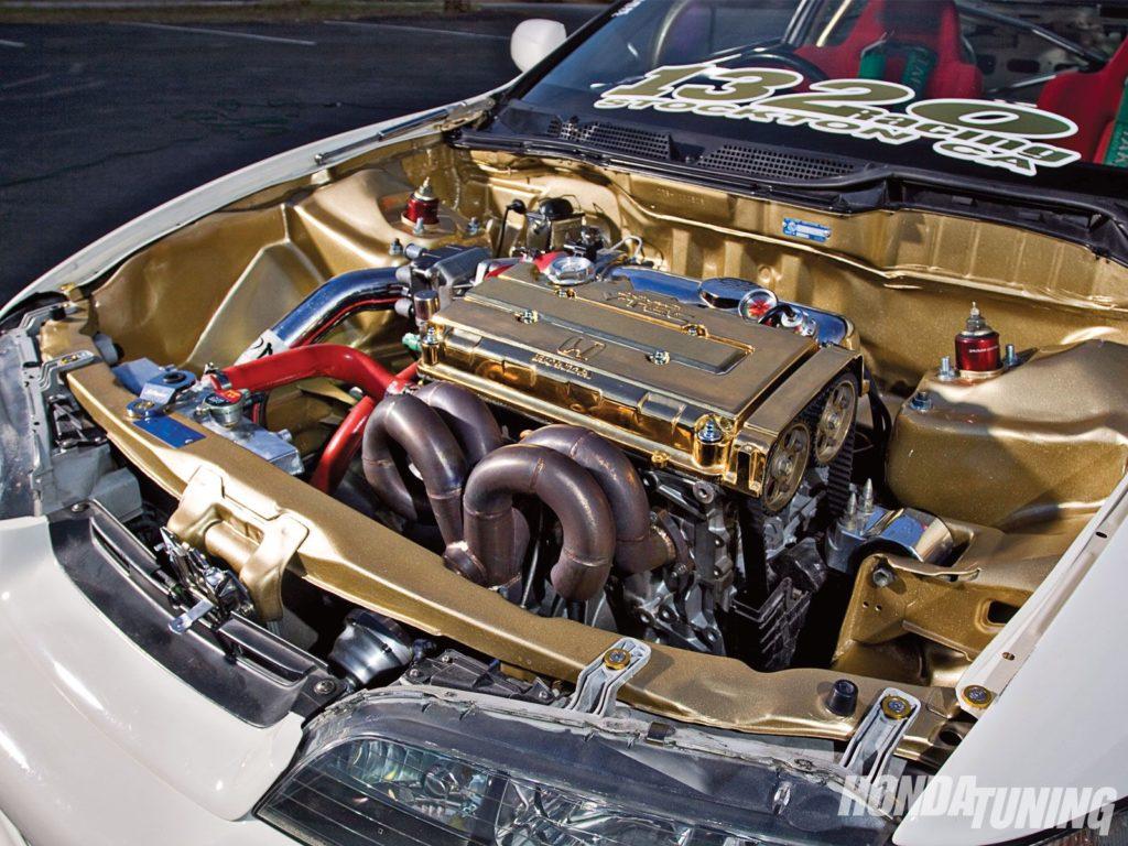 золотой мотор