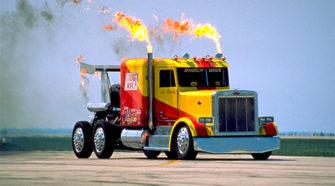 самый быстрый грузовик