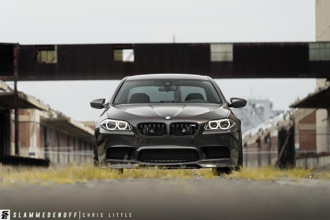 стенс проект BMW M5 2016
