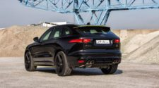 Arden разработала тюнинг-программу для кроссовера Jaguar F-Pace 2
