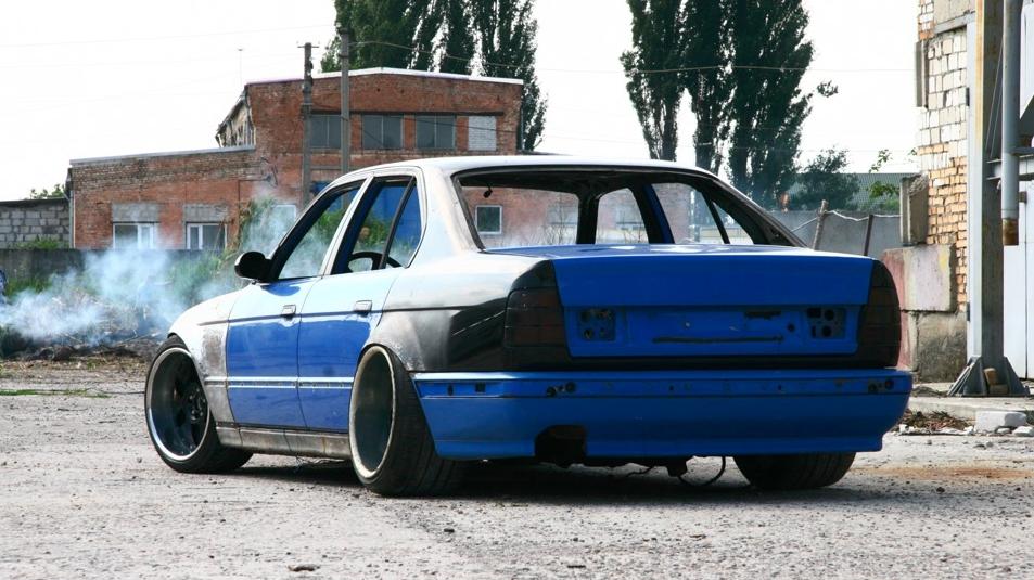BMW 5 series ALPINA B10 Bi-TURBO