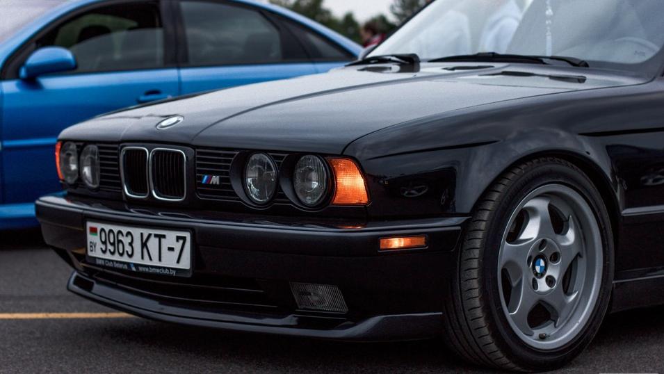 "BMW 5 series ///M-Style""Бандитка"""