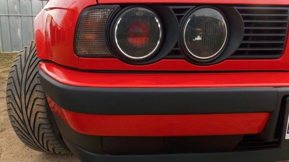 BMW 5 series RED DIAMOND