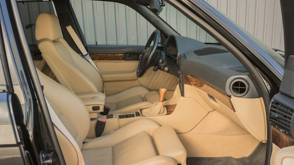 BMW 5 series bOOmka INDIVIDUAL