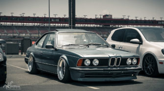 BMW 6-серии E24 стенс