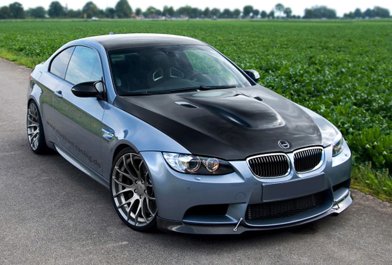 BMW M3 Manhart Racing V8R