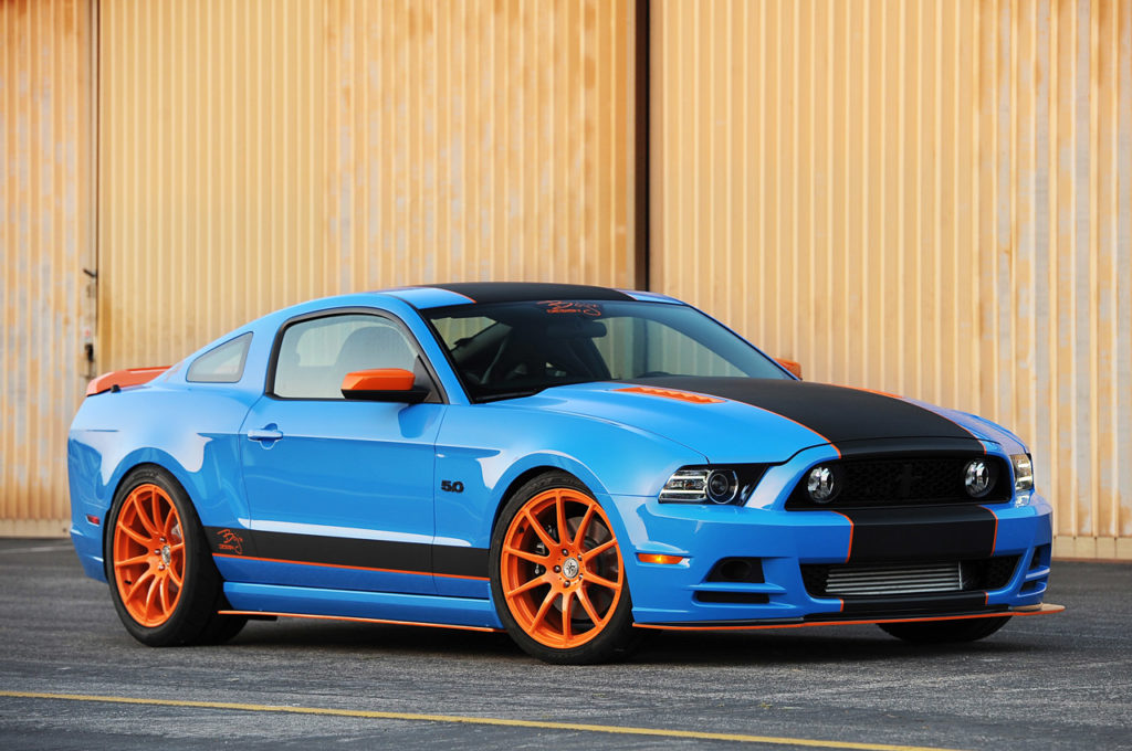 Ford Mustang Bojix