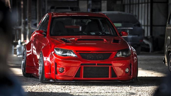 Subaru Impreza Rocket Bunny