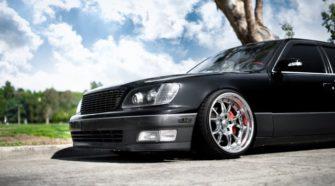 LEXUS LS400 - Bippu style
