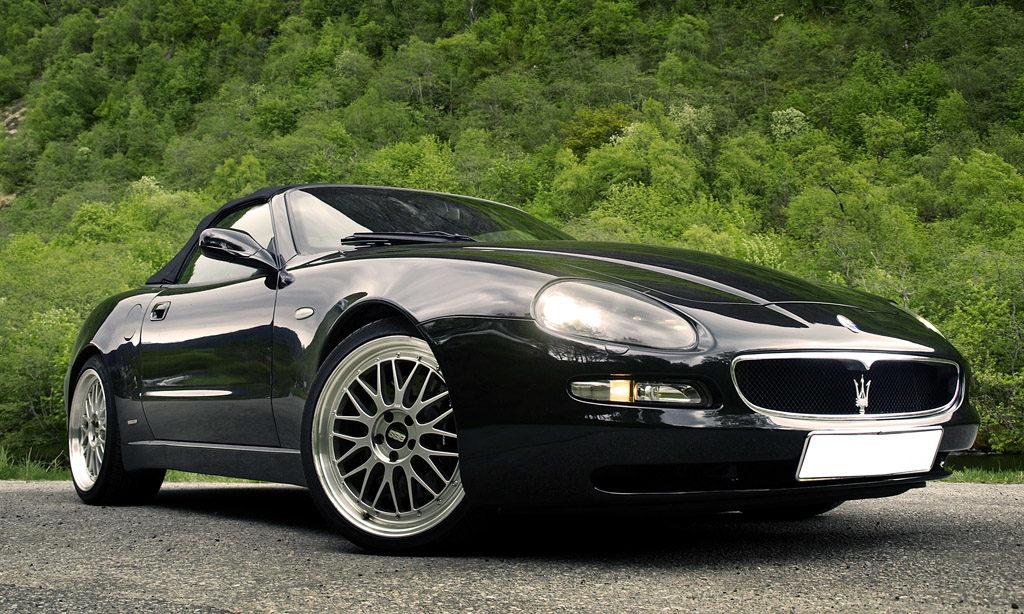 Maserati 4300 GT Coupe 2003