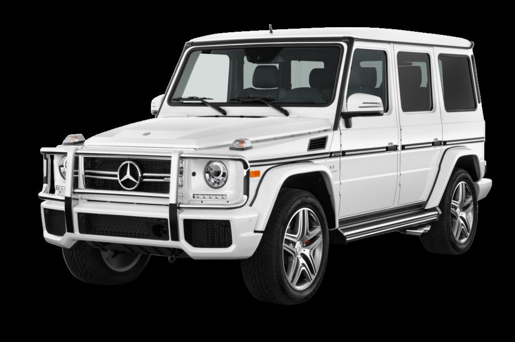 Mercedes G-класса