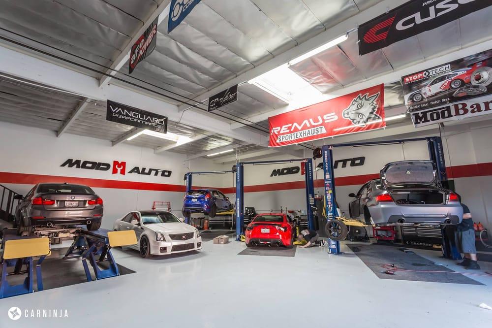 Открыть свой бизнес в гараже - гаражный тюнинг или автомастерская