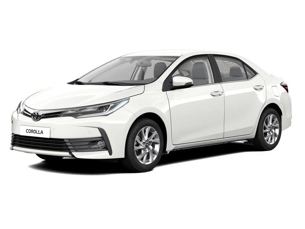 Toyota Corolla 2017 года